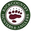 backcountryhunters dot org logo