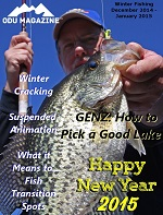 December Winter Fishing Edition 2014