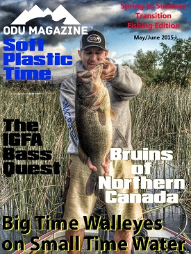 Spring to Summer Transitional Fishing Edition - 2015