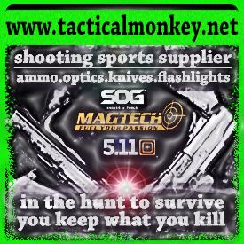 Tactical Monkey