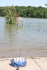 Nw pa fishing report for july 13 2015 odu magazine for Erie fishing report poor richard s