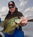 When Winter Panfish Behave Badly