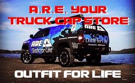 A.R.E. Truck Caps