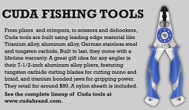 Cuda fishing tools