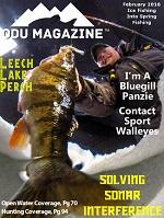 February Fishing ODU 2016