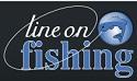 Line On Fishing Logo