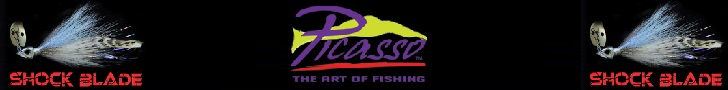 Picasso Lures - Shock Blade