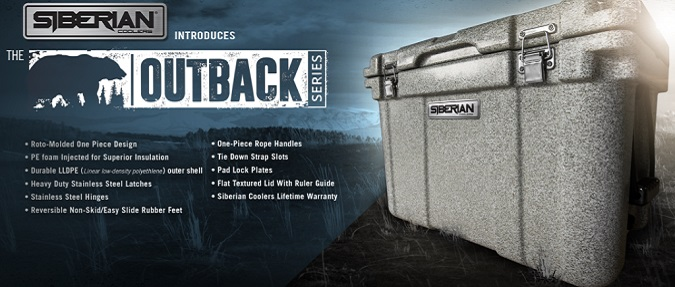 Siberian Expands Line of High-Quality, High-Value Coolers