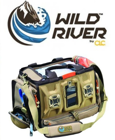 Wild River Tackle boxes