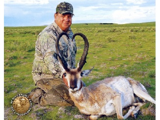 NCHH to Receive World's Record Pronghorn
