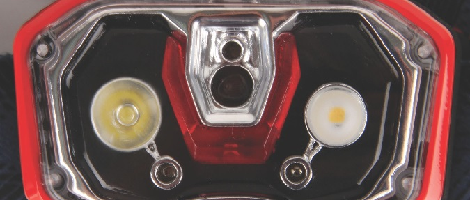 Conquer 200L LED Headlamp