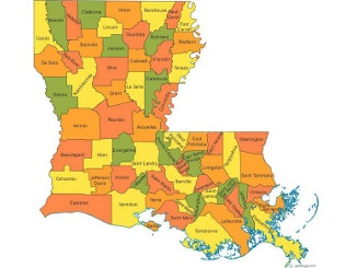Louisiana releases top-20 parishes for deer productivity