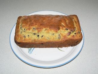black and blue cornbread