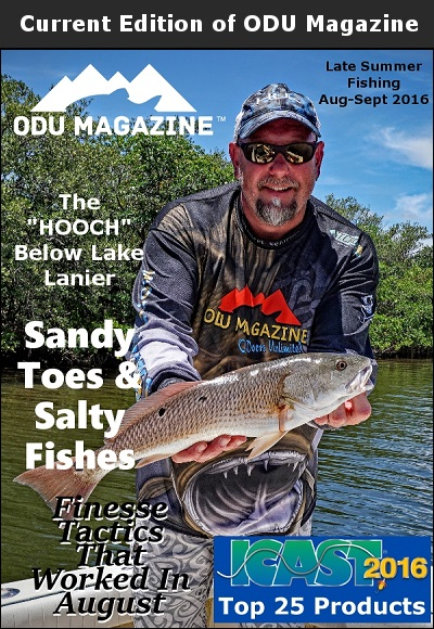 The Late Summer Edition of ODU Magazine is Now Available
