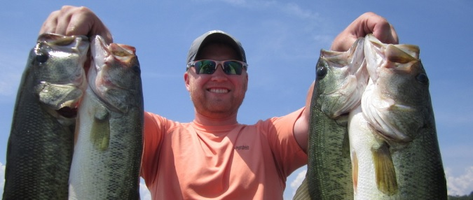 presidential race , fishing, bass fishing