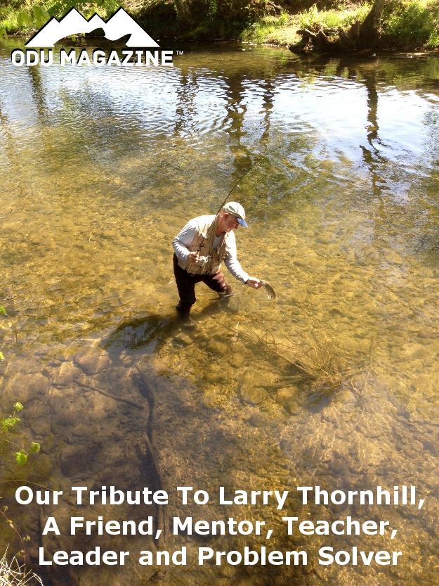 A Tribute To Larry Thornhill