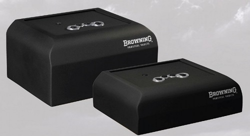 NEW Browning ProSteel Pistol Vaults | OutDoors Unlimited
