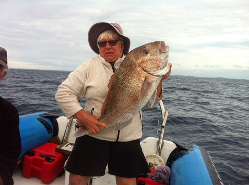 Squirefish on Light Tackle 1