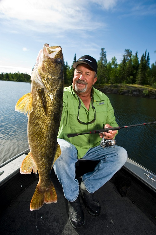 Tom Neustrom Inducted Into Minnesota Fishing Hall of Fame 1