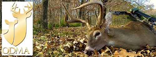 The Quality Deer Management Association Banner