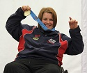 Almlie-Ryan Wins Gold To Close IPC Shooting World Cup