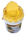 Plano redesigned the classic Drainer Bait Bucket to keep bait frisky