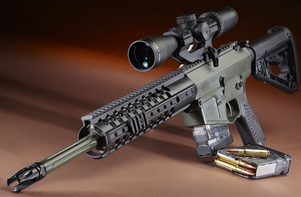 Medium-Large Game Hunting With Wilson Combat .338 Federal Caliber Rifles