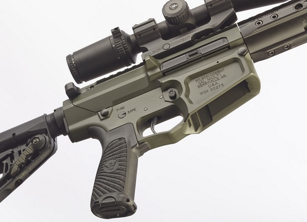 Medium-Large Game Hunting With Wilson Combat .338 Federal Caliber Rifles 3