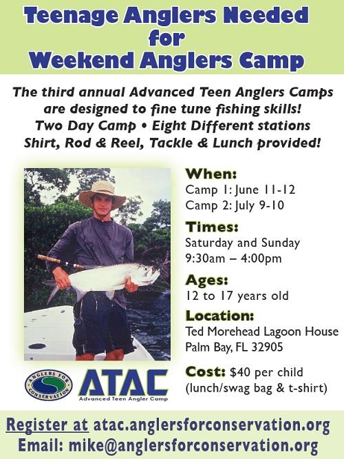 WE Angler Camp