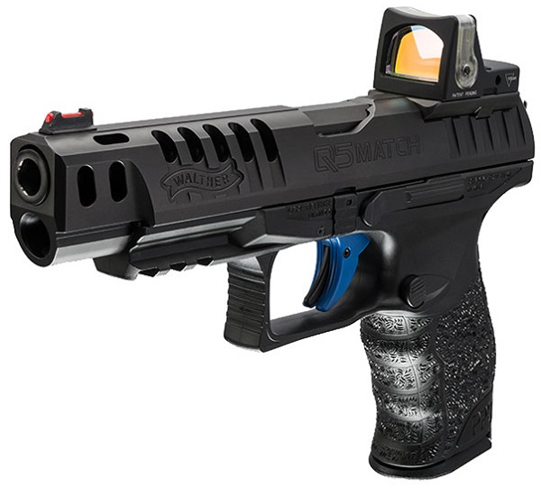 Walther Arms Q5 Match Pistol