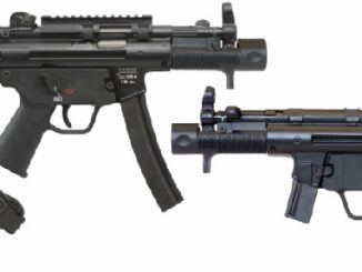 HK SP5K Pistol Comes to the USA