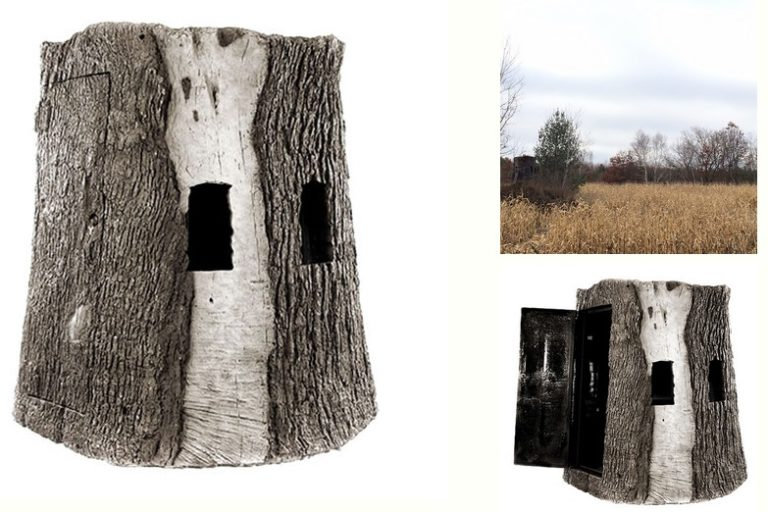 NATURE BLINDS SHEDS - KEEP THE NATURE IN YOUR SCENIC VIEW 1