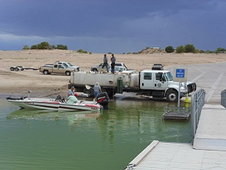 Signs Look Promising for Restoration of Elephant Butte Bass Fishery
