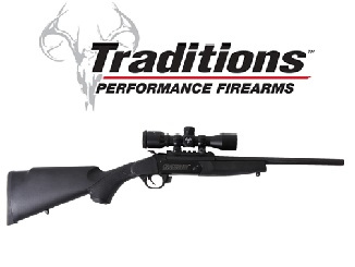 Traditions Firearms Now Shipping Crackshot Rifle Line