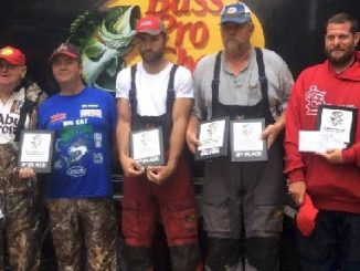 Larry Muse dedicates BCQ catfish tourney win to Paul Strouth