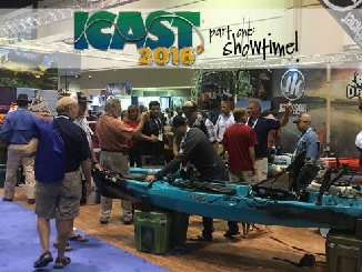 The Heavy Duty Jackson Kayak For Inshore Angling