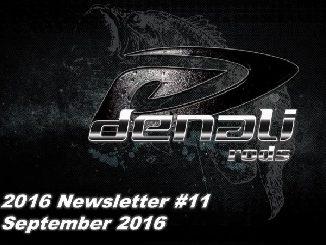 Denali Rod's Newsletter 2016 #11