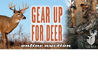 "QDMA Launches 2016 ""Gear Up For Deer"" Online Auction"