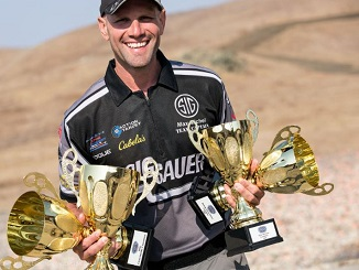 Team SIG's Max Michel Named Steel Master World Champion