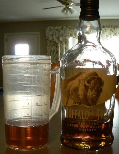 Benner Bourbon Applesauce