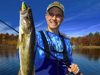 Hard (and soft!) Strategies for Late Fall Walleyes