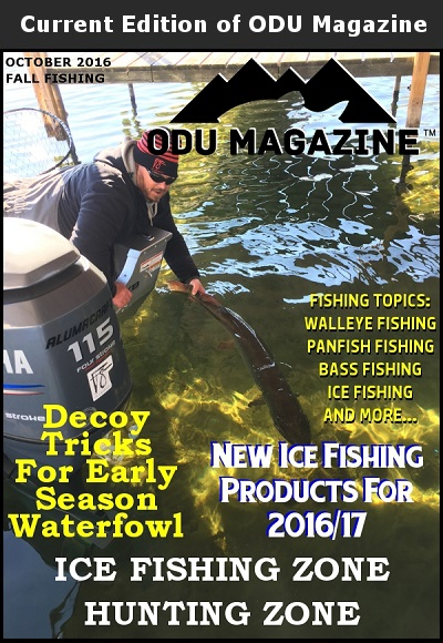 The October Edition Of ODU Magazine Beats the Bell on Halloween