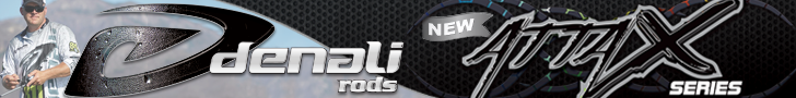 Denali Fishing Rods