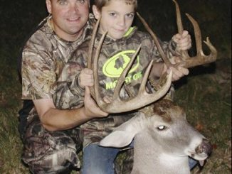 Bryan and Nicholas O'Neal bring down B&C record book buck in Smith County