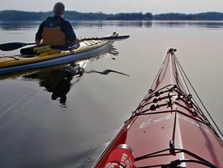 Know When to Wear Thermal Protection While Paddling This Fall