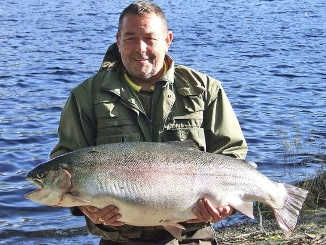 New British Record Rainbow Was an Escapee