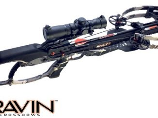 New Ravin Crossbow Delivers Unmatched Downrange Accuracy