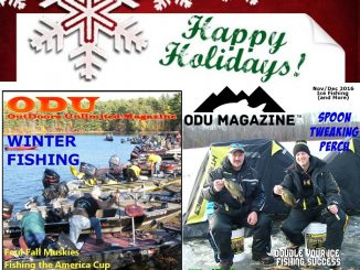 Happy Holidays Message From OutDoors Unlimited Magazine