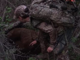 Birth of a Bowhunter - Watch Jaken Warnke Shoot His FIrst Animal with a Bow