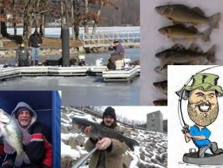 Jan 18th issue of NW PA Fishing Report